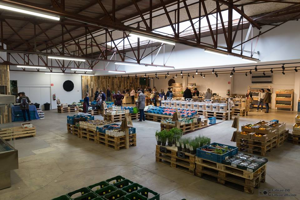 The Barn Bio Market - Etterbeek
